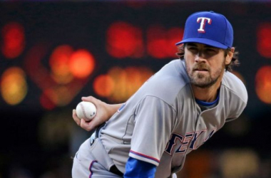 Texas Rangers Ace Cole Hamels Scratched From Thursday Start