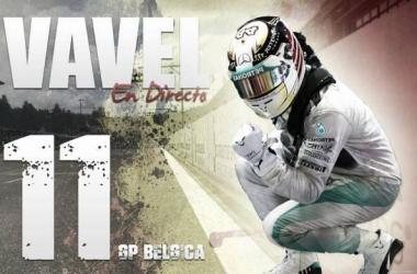 GP da Bélgica de Fórmula 1