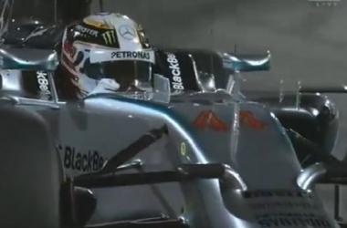 Hamilton e Rosberg brigam pelo título da Fórmula 1 em 2014(Foto Divulgação: Mercedes F1)