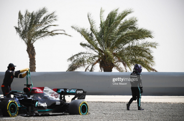 Alonso impresses on return as Mercedes' woes continue - F1 Testing 2021