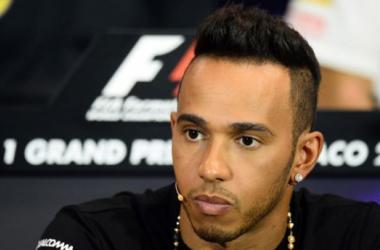 Lewis Hamilton. Foto: Sky Sports