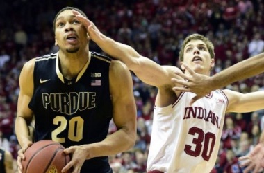 Purdue Bolsters Their Tournament Resume With Sweep Of Indiana