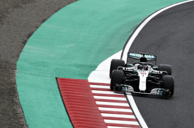 Lewis Hamilton, dos pasos más cerca del título | Fuente: Getty Images