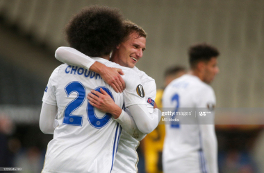 The warm-down: AEK Athens 1-2 Leicester City