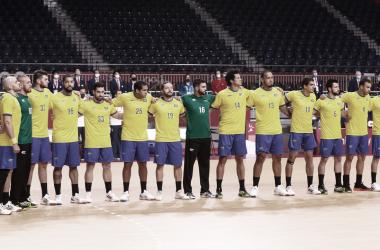 Melhores momentos de Brasil x Espanha no handebol nos Jogos Olímpicos de Tóquio 2020 (25-32)