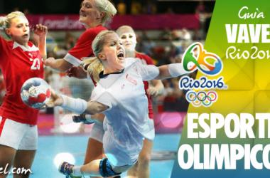 Handebol: Tudo que você precisa saber para o Rio 2016