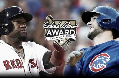El premio fue entregado a los bateadores más destacados en la temporada regular de cada liga | Foto: Las Mayores