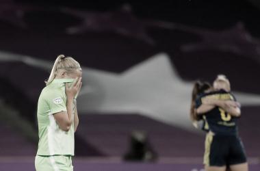"""Harder lamenta postura doWolfsburgna final da Champions League Feminina: """"No geral, elas foram um time melhor"""""""