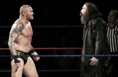What does Luke Harper have in store for Randy Orton? Photo: WWE.com