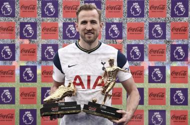 Harry Kane: máximo goleador y asistente de la Premier League