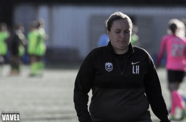 Laura Harvey has been fined by the NWSL for comments about the officiating | Brandon Farris - VAVEL USA
