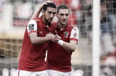 Sporting de Braga arrasa a Belenenses