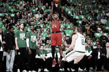 Hawks domina jogo fora de casa e elimina Celtics com tranquilidade