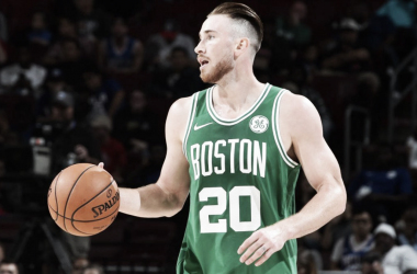 Gordon Hayward. | Foto: Boston Celtics