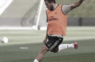 El Real Madrid se pone a punto para recibir al Eibar