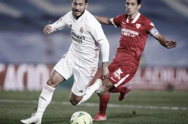 Real Madrid 2 a 2 Sevilla (LaLiga / Divulgação)