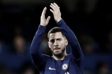 Chelsea, Conte ringrazia Hazard | www.premierleague.com