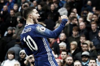 Eden Hazard. Foto: Premier League.