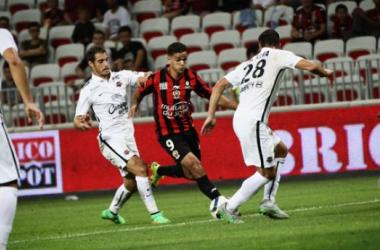 OGC Nice - SM Caen : Ben Arfa et Pléa régalent encore