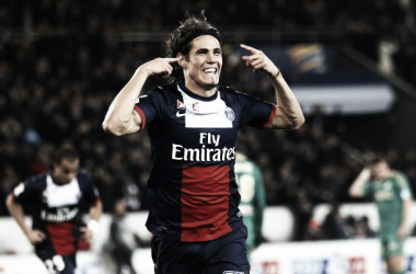 Manchester United reportedly in for Cavani