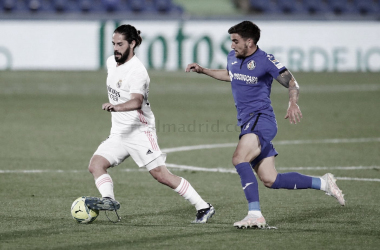Isco en una jugada | Foto: Real Madrid CF