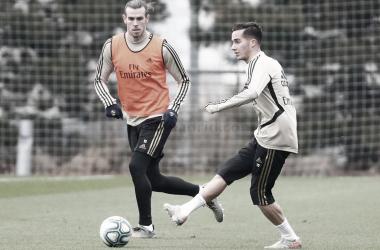 Zidane comienza a recuperar a su plantilla