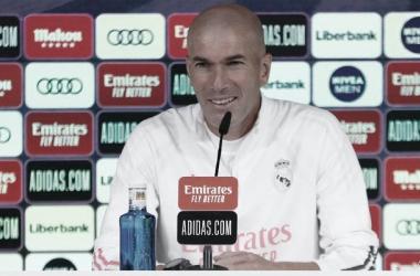"Zinedine Zidane: ""Isco tendrá sus momentos"""