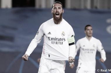 Sergio Ramos no falla