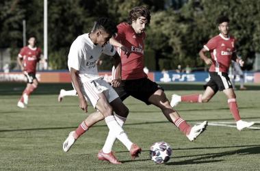 Arribas y Marvin Park, las sorpresas en la convocatoria de Zidane