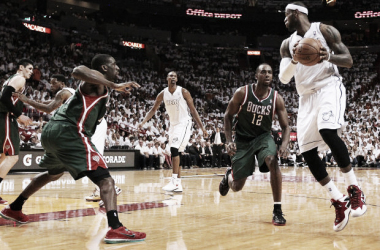 Miami Heat - Milwaukee Bucks, así lo vivimos