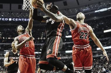 Heat - Bulls: el duelo de la intensidad se traslada a Chicago