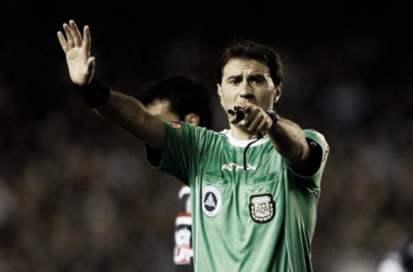 Héctor Paletta es el árbitro designado ante Gimnasia | Foto: Tigre Minuto Cero