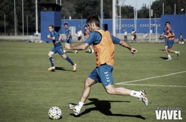 El Real Oviedo, a pensar en la Liga