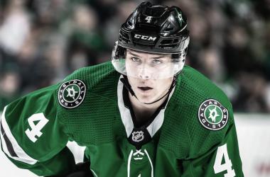 Heiskanen renueva por ocho años más con Dallas Stars | Foto: NHL.com
