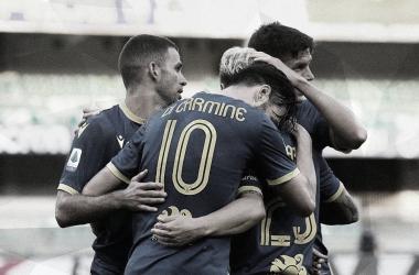 Hellas Verona derrota lanterna SPAL e se recupera no Campeonato Italiano