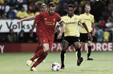 Henderson: Sadio Mane can have a big season for Liverpool