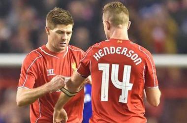 Henderson y el legado de Steven Gerrard