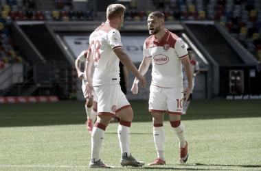 Fortuna Düsseldorf y Werder Bremen, en busca de la promoción