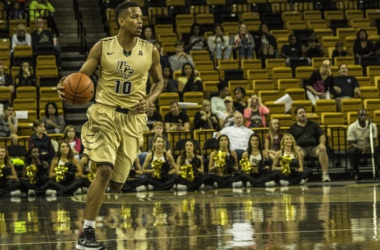 UCF Knights Pull Away In Second Half To Top Stetson Hatters, 94-85