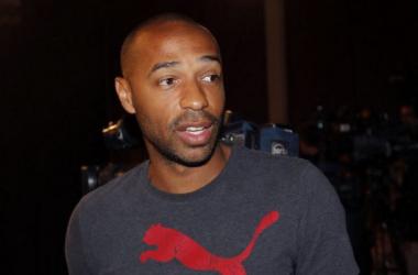 """Thierry Henry: """"Xavi se debe quedar en el Barça toda su vida"""""""