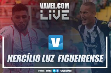 Resultado e gols de Hercílio Luz x Figueirense pelo Campeonato Catarinense (1-1)