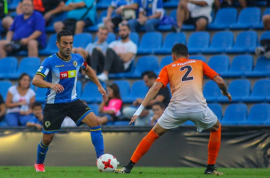 CF Peralada - Hércules CF: partido vital por la candidatura