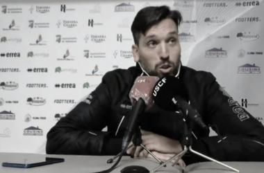 Hernán. Foto: Unionistas CF