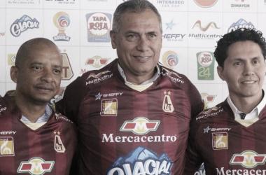 La primera convocatoria en el Deportes Tolima en la Liga Betplay