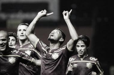Hernane Brocador marca após dois meses e dá vitória ao Sport diante do Fluminense