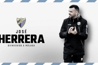 José Herrera nueo entrenador el Málaga CF Femenino | Foto: Málaga CF