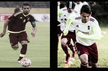 Talento, juventud y calidad las que definen a este par de cracks / Foto: Vavel Venezuela.
