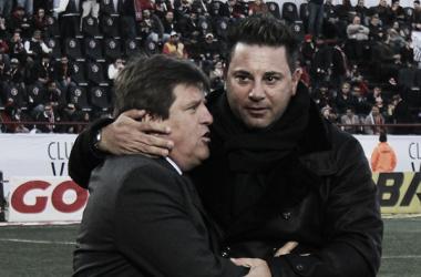Miguel Herrera y Antonio Mohamed han dirigido a Xolos y América (Foto: Golazo Mexicano)