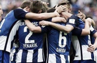 Last-Minute-Wahnsinn: Hertha bezwingt SC Freiburg in letzter Sekunde