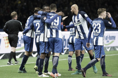 Hertha Berlino. Fonte: Hertha BSC -